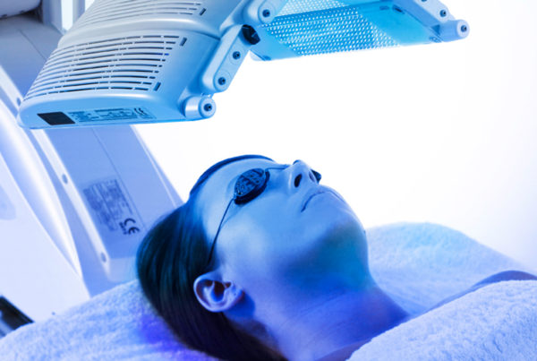 Omniluxe LED Light Treatments, Skin Treatments Brisbane, Image by Laser